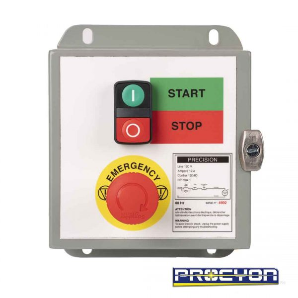 electrical safety box for emergency